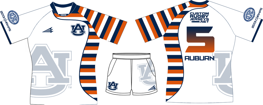 Custom Rugby Jerseys - Triton Custom Sublimated Sports