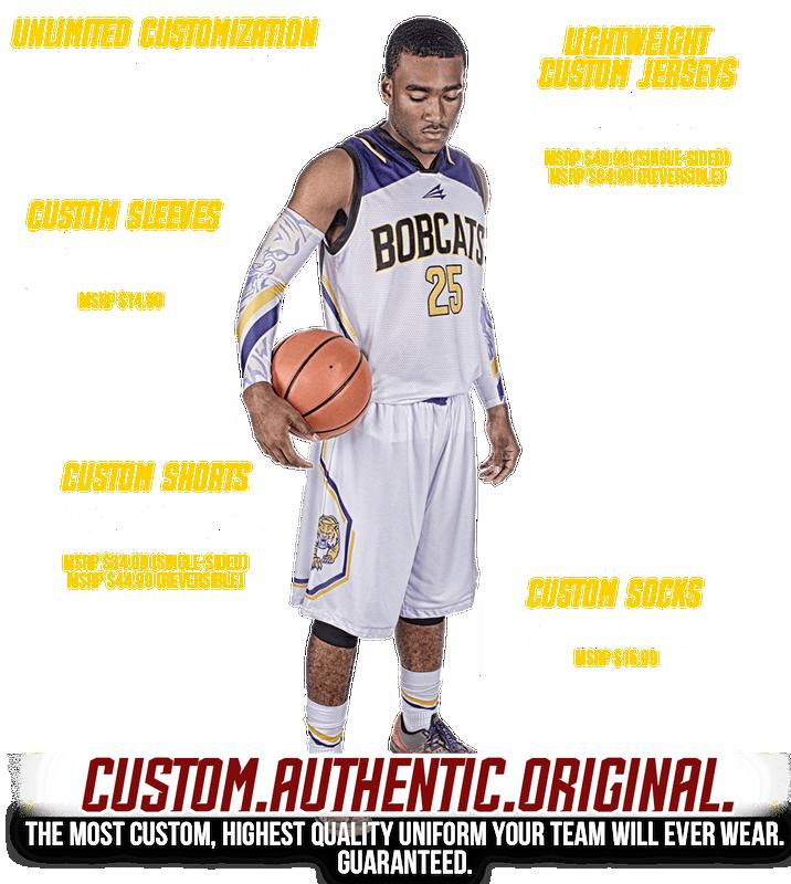 Triton Custom Basketball Jerseys Uniforms And Apparel